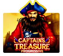 Slotxo Captains Treasure Progressive